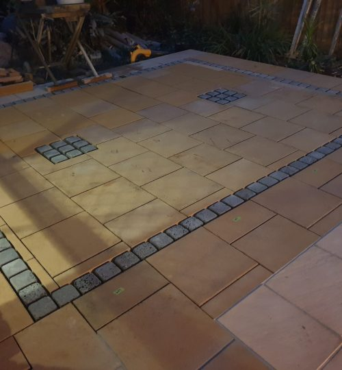 Recycling paving