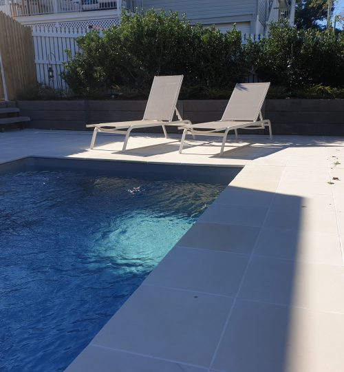 Swimming Pool After Photo